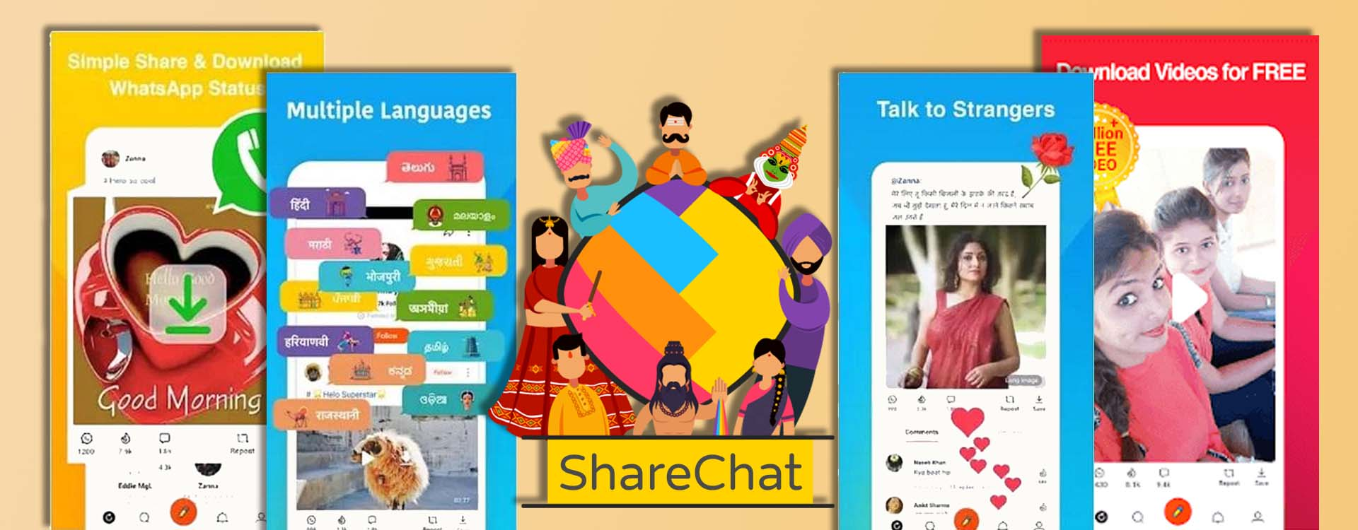 This is how ShareChat is changing the face of social media in India