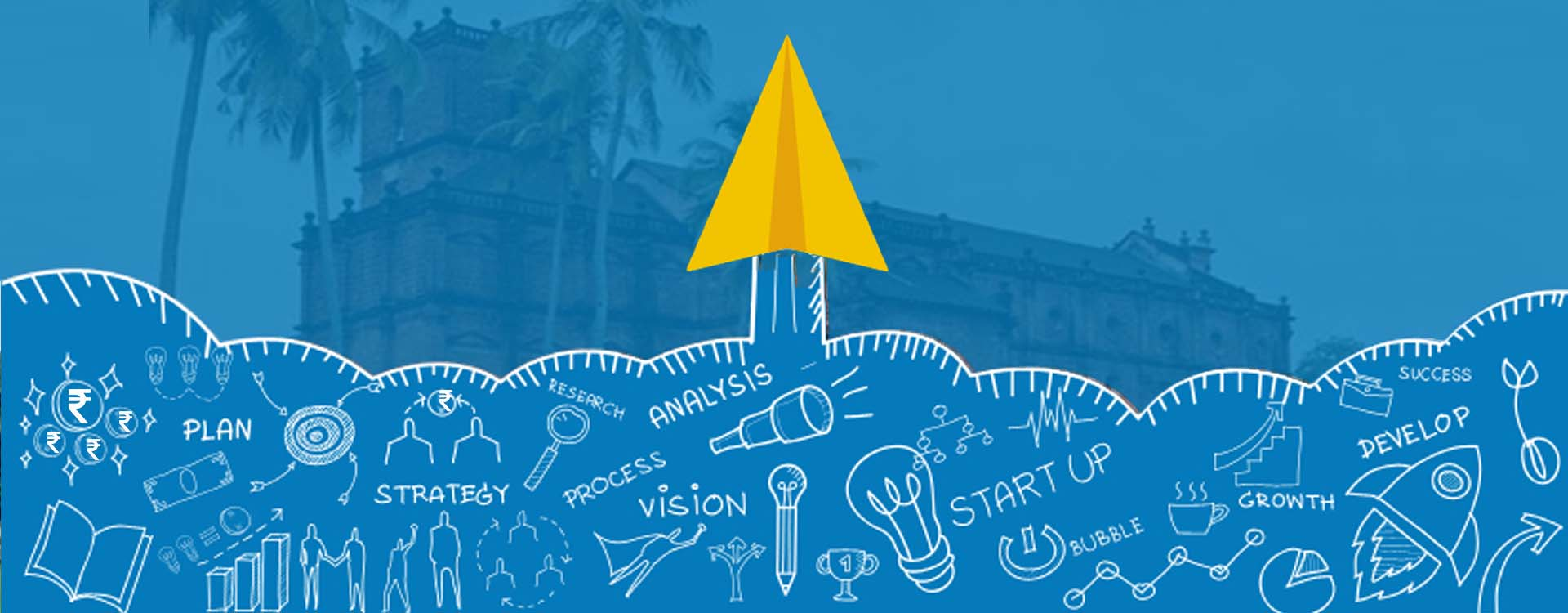 FiiRE is an incubation startup from Goa that focuses on tech startups to incubate.