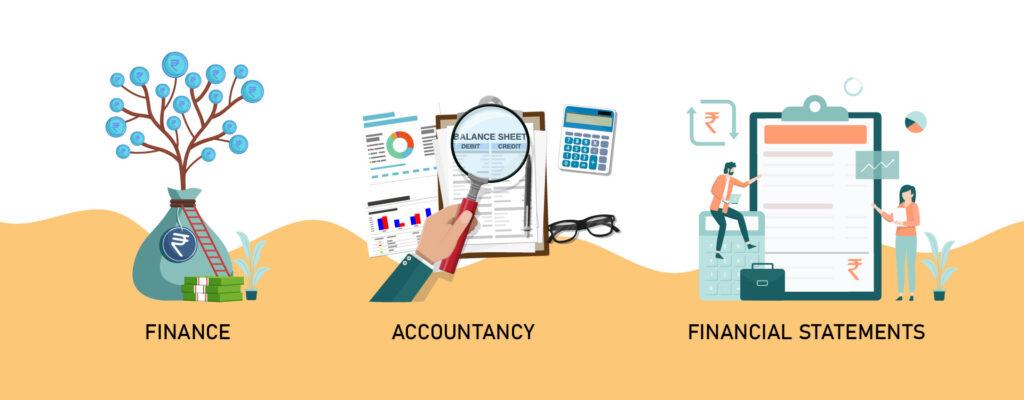 Entrepreneurs understanding Finance, Accountancy, and Financial statements
