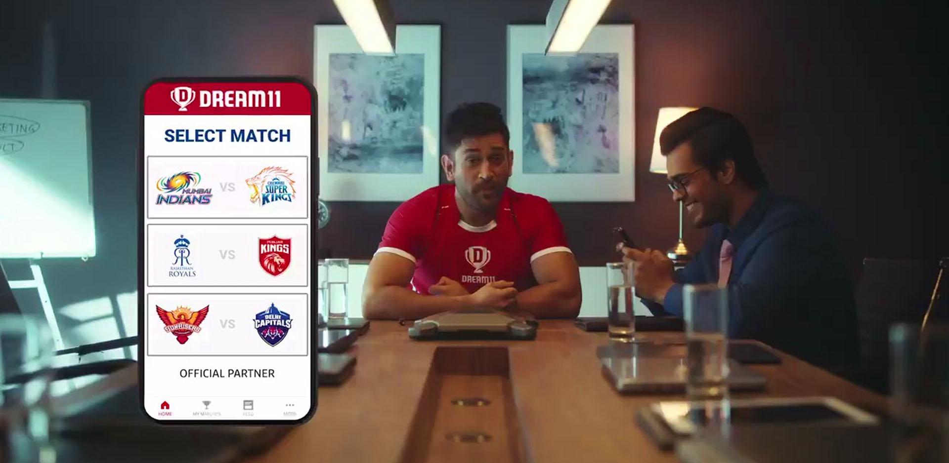 Dreatop m11 India's fantasy gaming platform