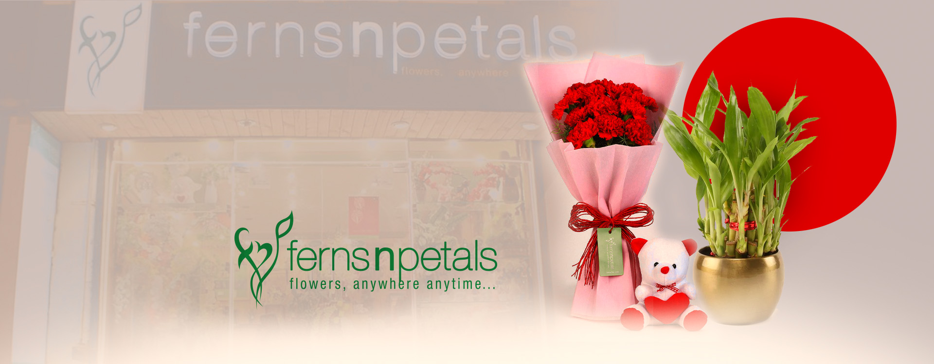 Ferns N Petals- India's Leading Flower Brand