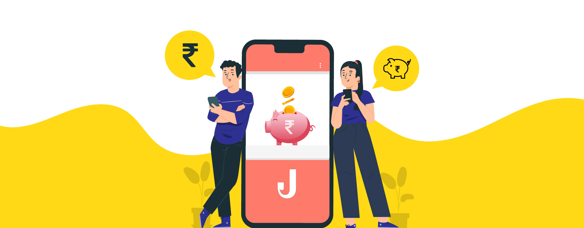 Jupiter is a new fintech app which will be a millennial's go-to-banking app.