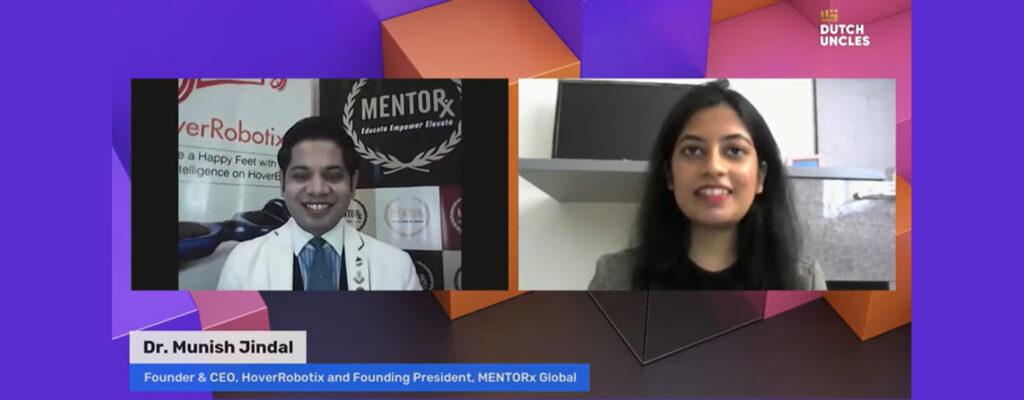 Live Workshop-MentorED with Dr. Munish Jindal