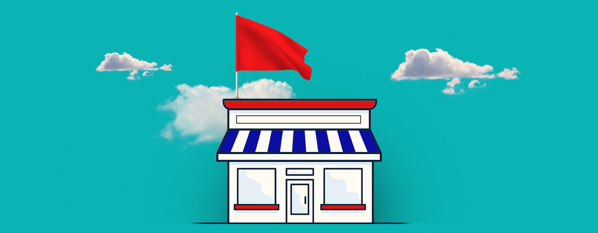 Small businesses should identify red flags before closing.