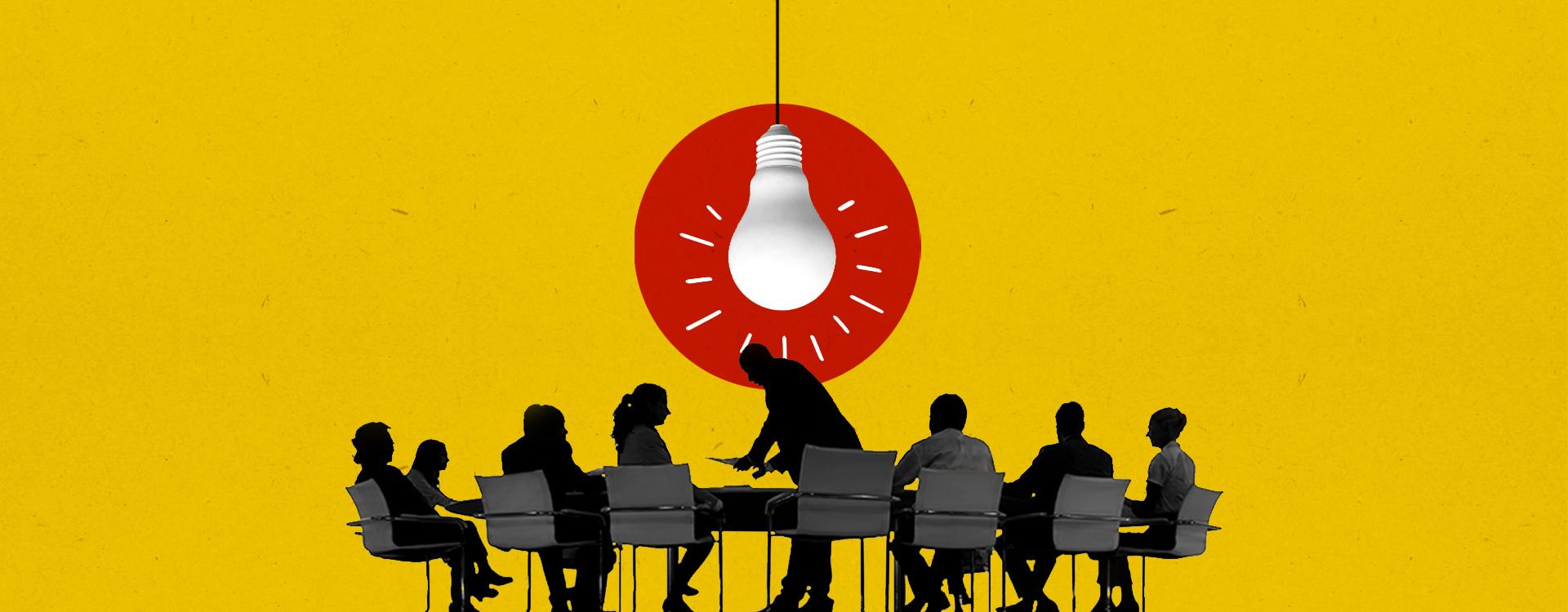 The top 10 startup incubators in India.