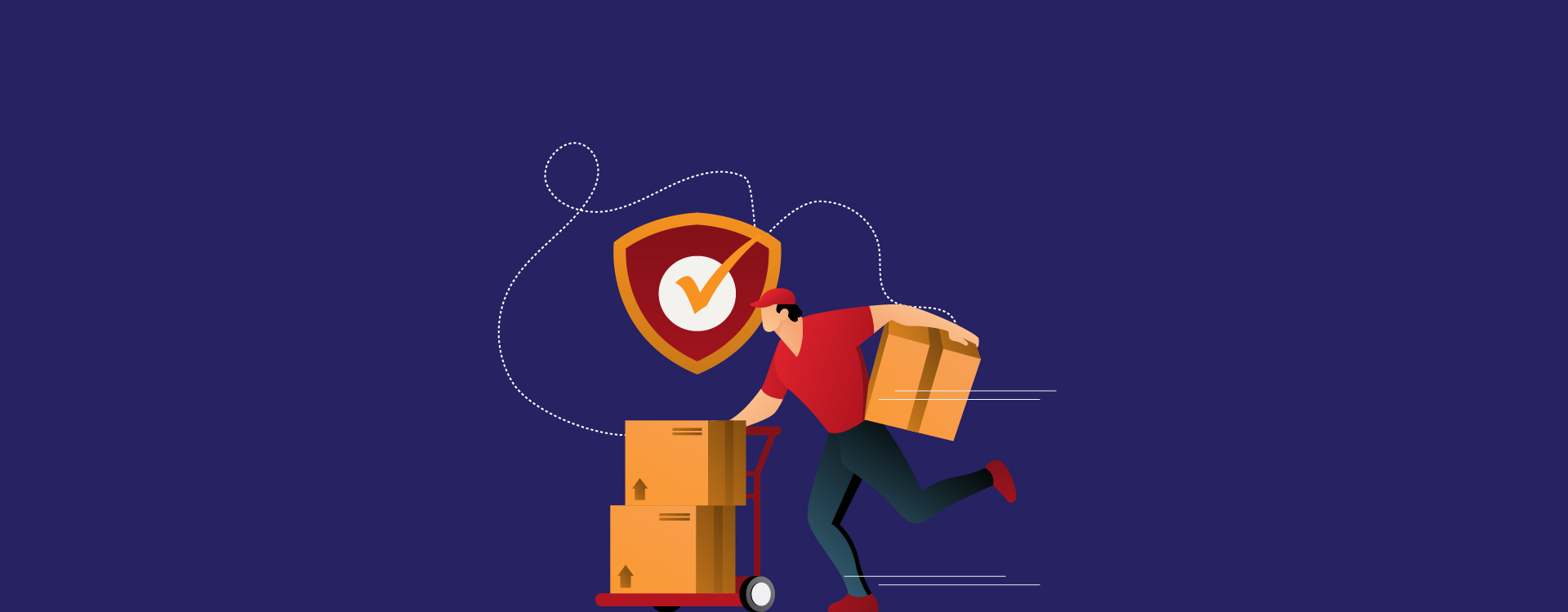 The express delivery is being explored by food and pharma apps for faster delivery.