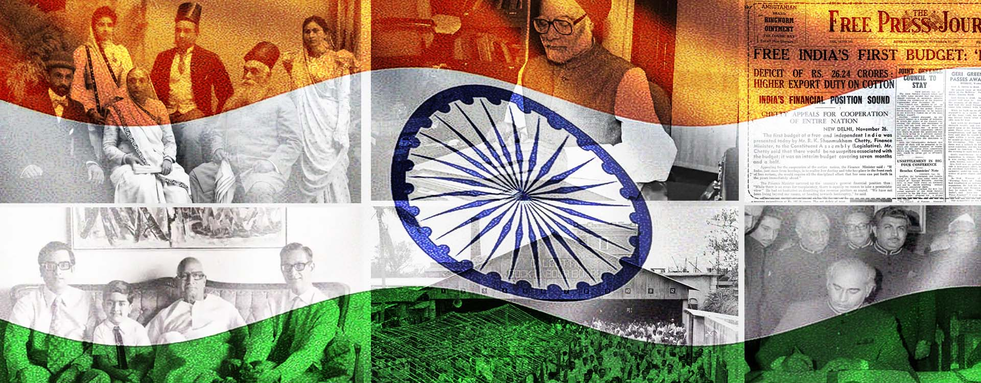 Independence of India and its Business History Liberalization Dutch Uncles