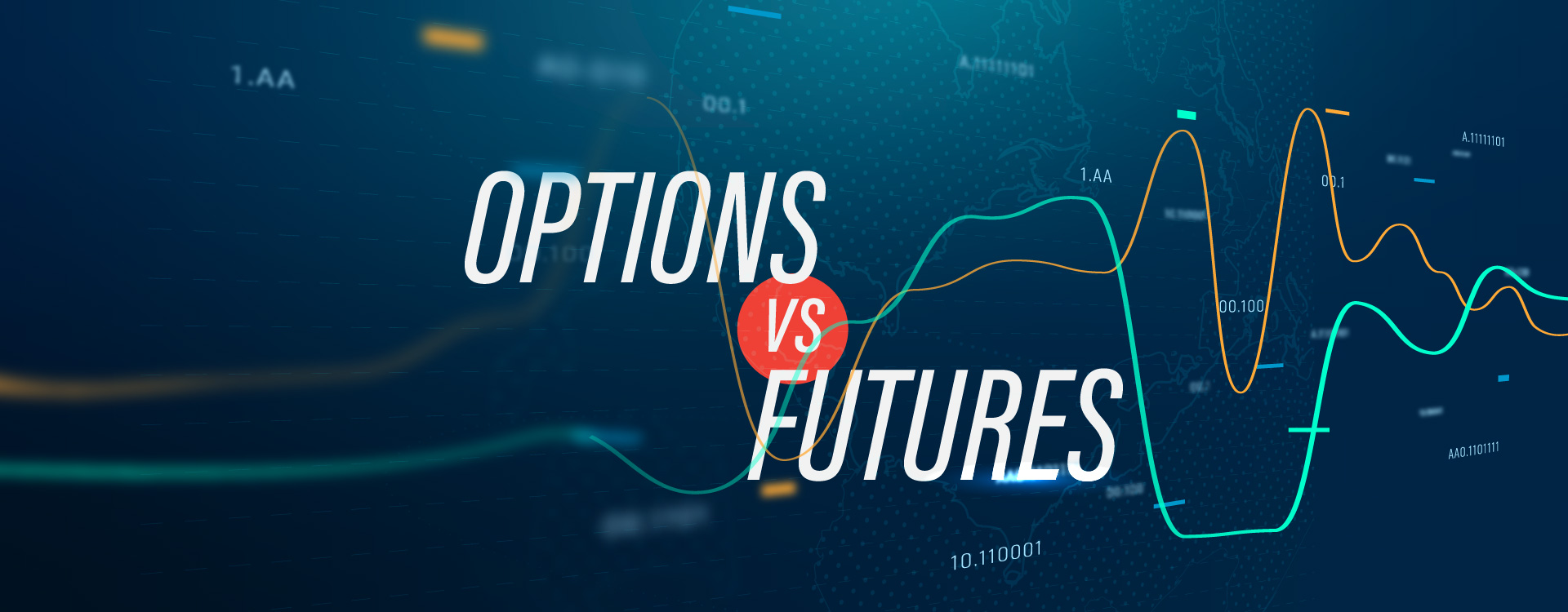 Options and futures are tools of the derivative market. They are basically contract between two or more parties.